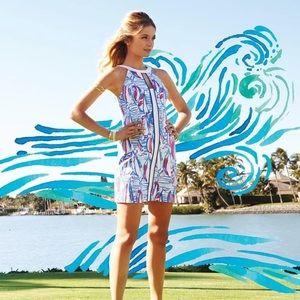 Lily Pulitzer sailboat dress